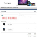 iPad Pre-ordered