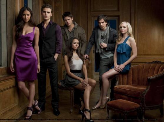 The Vampire Diaries. The Vampire Diaries talks