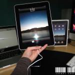 iPad and Movie Watching