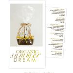 [Limited Offer] Organic Summer Dream Gift Basket