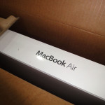 MacBook Air 13″ Has Arrived!