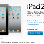 [Apple] iPad 2 Available for Ordering NOW!