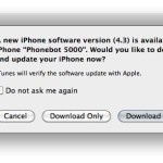 [Apple] iOS 4.3 Has been Released