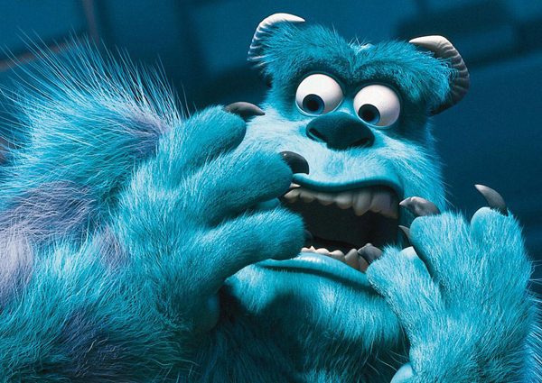 Monsters Inc Sully 1317923750