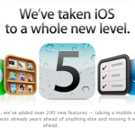 [Apple] It's Official iOS5 is Out!