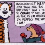 2012 New Years Resolutions