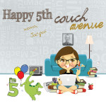 Five Years Living at Couch Avenue