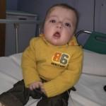 Pledge: Help Save Baby Fahad's Life