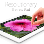 [New Apple] The 'new' iPad has been announced!