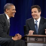 Jimmy Fallon & The President of the US