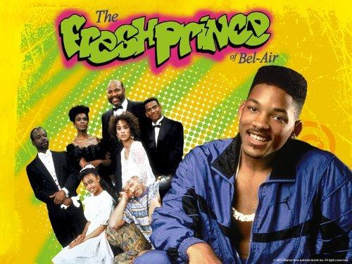 Logo The Fresh Prince of Bel Air