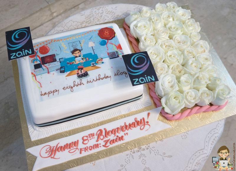 Thank You Zain Kuwait Jacqui
