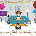 Eight Blissful Years of Blogging