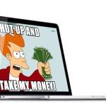 Ordered the New MacBook Pro Retina Display