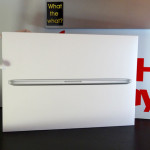 [Unboxing] MacBook Pro Retina Display 2012