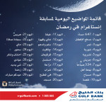 [Shout Outs]Gulf Bank's Ramadan Spirit