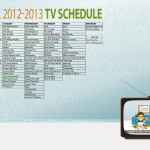 [TV] The Huge Awesome TV Schedule
