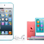 [Apple] iPod Lineup Updated with New Touch, Nano