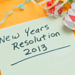 Hello 2013 New Year's Resolutions