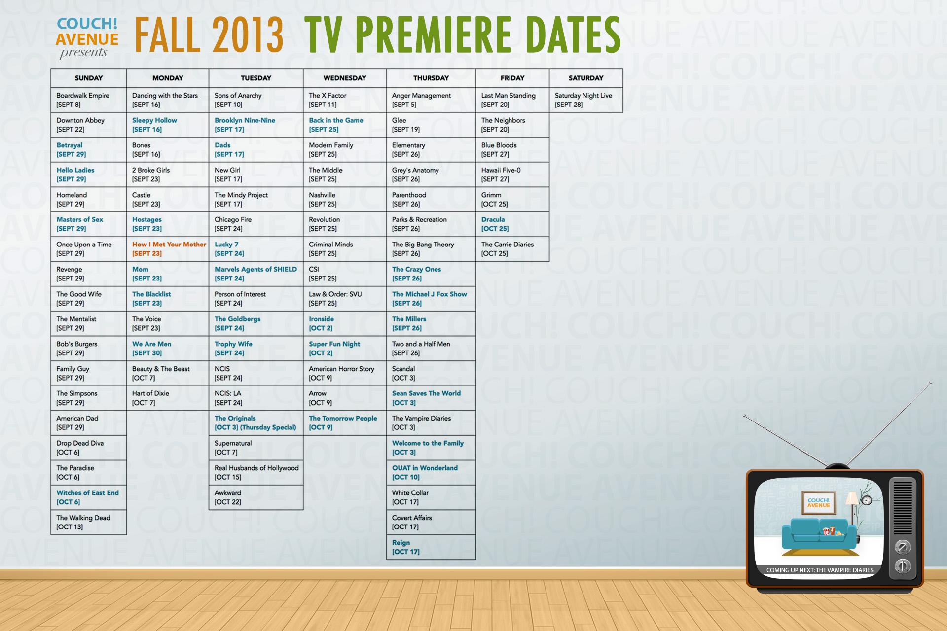 Fall 2013 Premiere Final