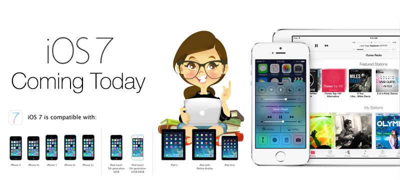 iOS7 Blog