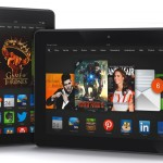 Amazon Unveils New Kindle Fire Family