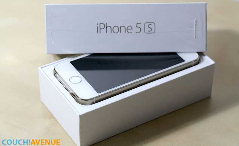 iPhone 5s Main
