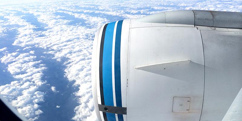 Leaving on Jetplane