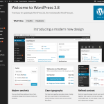 WordPress Releases Version 3.8 – An Insane Change