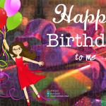 Happy Insane Birthday To Me!