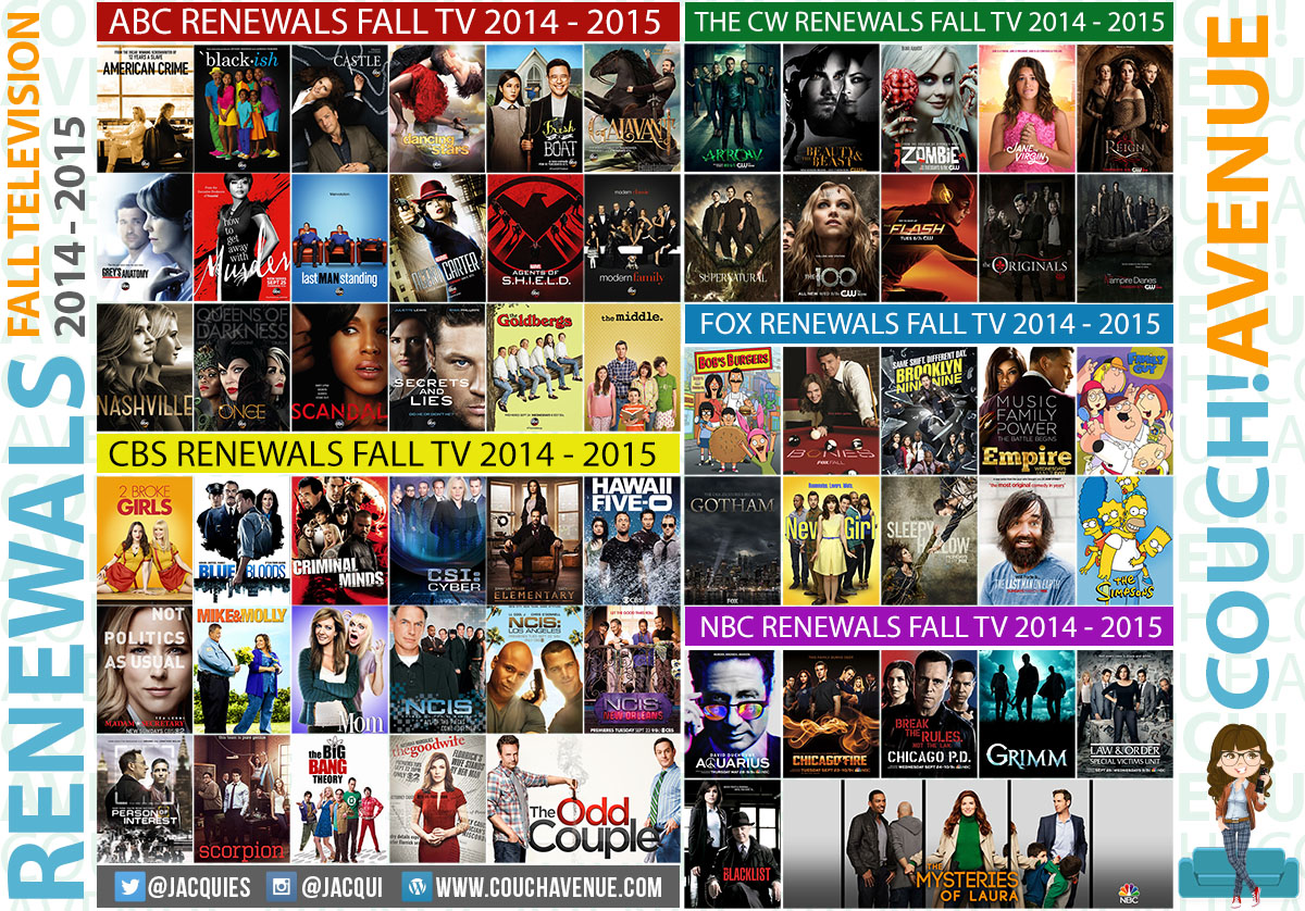 Fall TV 2014 Smaller