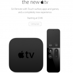 [Apple] Apple TV Finally Sees an Update at Apple Event